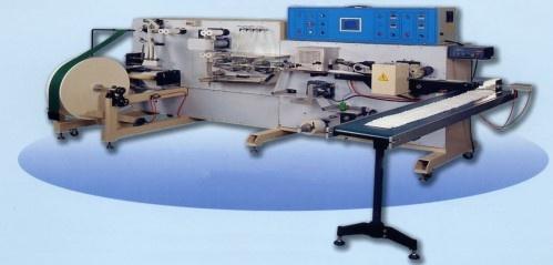 扁型濕紙巾製造機