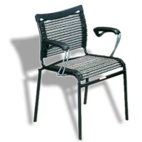 Stacking Chair With Arm