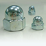 DIN 1587 CAP NUTS, TWO PCS TYPE