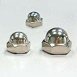 HEX ACORN CAP NUTS TWO PCS TYPE