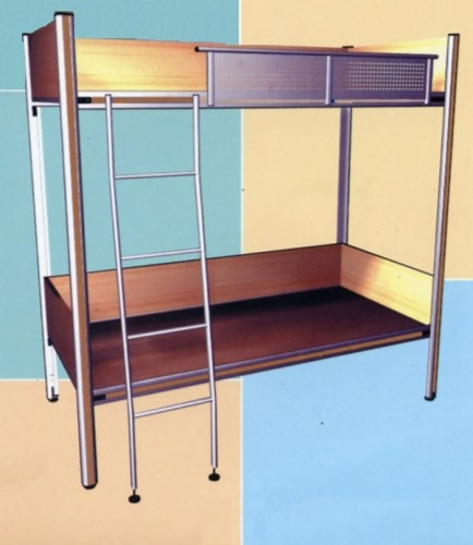 High-low Single Bunk Bed