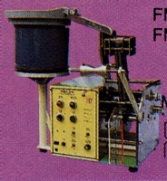 TOPED AND LOOSE PACKED RESISTOR FORMING MACHINE