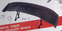 CARBON FIBER RACE SPOILER/WING