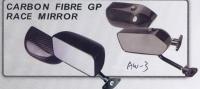 CARBON FIBRE GP RACE MIRROR