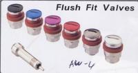 Flush Fit Valves