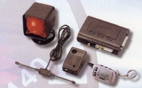 2 WAY LCD CAR REMORTE ENGINE START & ALARM SYSTEM
