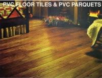 PVC FLOOR TILES & PVC PARQUETS