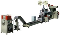 Double Degasification Granule-Making Machine, For Treatement of Plastic waste