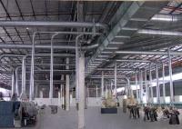 HD集塵設備室內工程實例