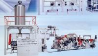 A-PET PLA Vacuum-Formed Sheet Making Machine
