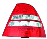汽车前大灯,方向灯,尾灯,雾灯。