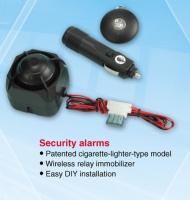 D.I.Y. security alarm .
