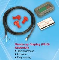 Heads up display ( H.U.D. )