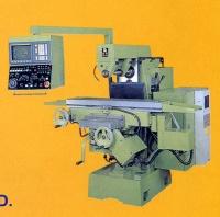 CNC HORIZONTAL MILLING MACHINE