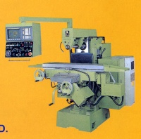 CNC HORIZONTAL MILLING MACHINE