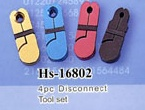 4pc Disconnect Tool set