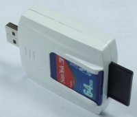 SD/MMC/RS-MMC讀卡機