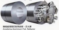 ALMECO-陽極處理反光鋁板.反光罩
