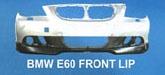 BMW E60 FRONT LIP
