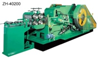 High Speed Screws Heading Machine