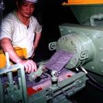 BMC comounding & sheet ribbon preforming system
