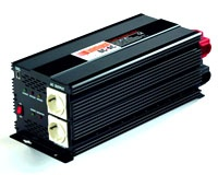 DC to AC Power Inverter with Battery Charger