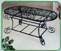 金属桌/餐桌/锻造家具
