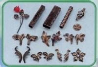 金屬飾葉/金屬壓花