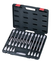 Socket wrench sets & sockets