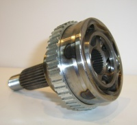 Outer CV Joint with ABS Ring