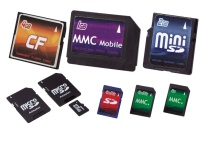 Flash Memory / Flash Card