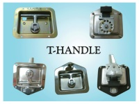 T-HANDLE LATCH