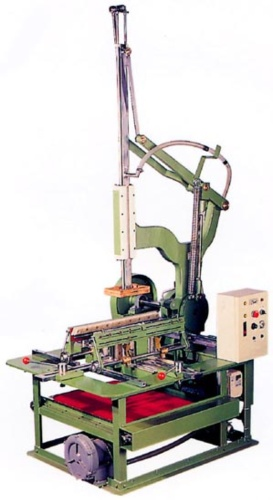 Semi Auto Case Forming Machine