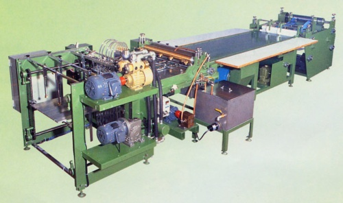 Deluxe Edition Cover Forming Machine