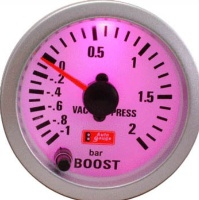 Mechanical 2 Inches Boost Gauge