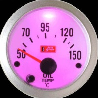 Electrical 2 Inches Oil Temp Gauge (W/Sender)