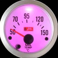 Electrical 2 Inches Oil Temp Gauge (W/Sender)