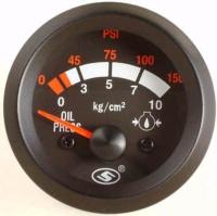 12/24V Oil Pressure Gauge