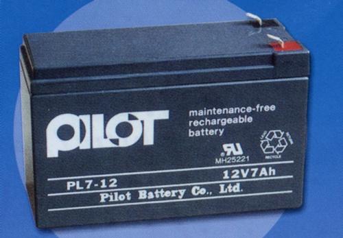 密閉式鉛酸電池