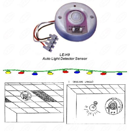 Auto Light Detector Sensor