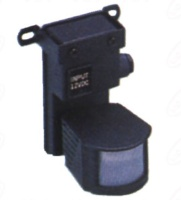 CCD Camera and Mini PIR Sensor & Lighting