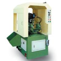 Horoizontal ball valve finishing machine