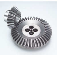 Zerol bevel gear