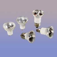 Dichroic Reflector Lamps / JCDR Halogen Lamps / JDR Halogen Lamps