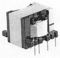 Ferrite Transformer for Switching Circult