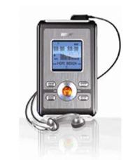 Pocket-size Music Jukebox -20GB HDD MP3/WMA/VBR music player