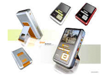Pocket-size Digital Video Player with1.5GB HDD (1