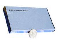 External Portable Pocket Size 2.5