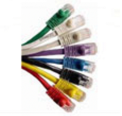 Networking products - from the most popular Category 5 and 5E to the recently approved Category 6