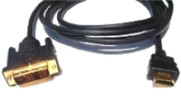 DVI (M) to HDMI (M) Cables and Adapters